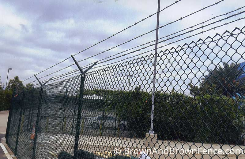 chainlink fence 12