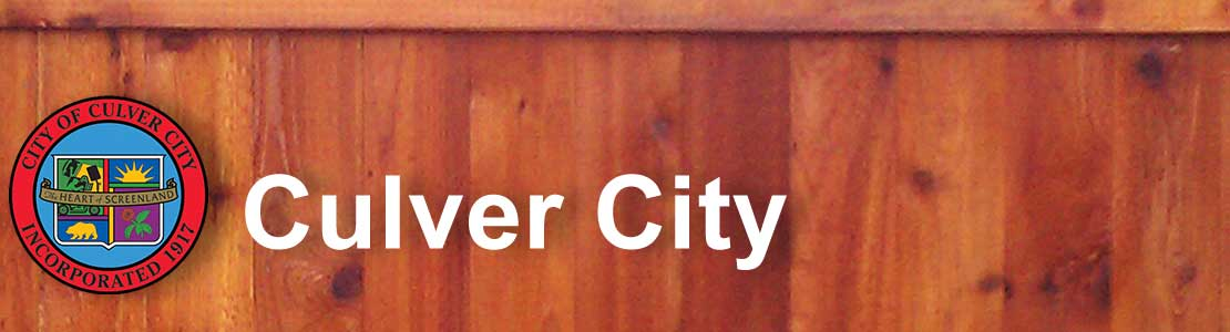 Culver City CA fence contractor