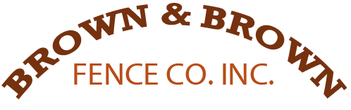 Brown & Brown Fence Company