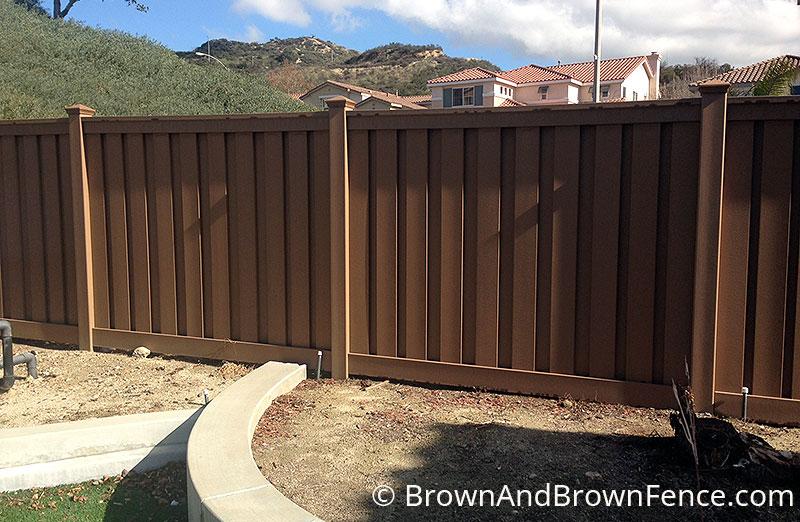 trex composite fence 01