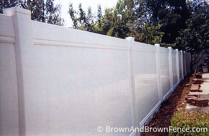 vinyl fence 6