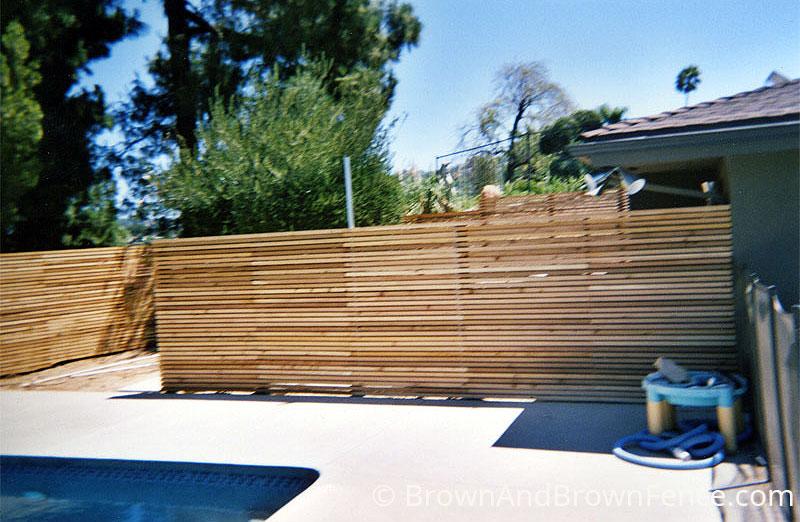 wood fence 01