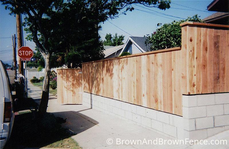 wood fence 03