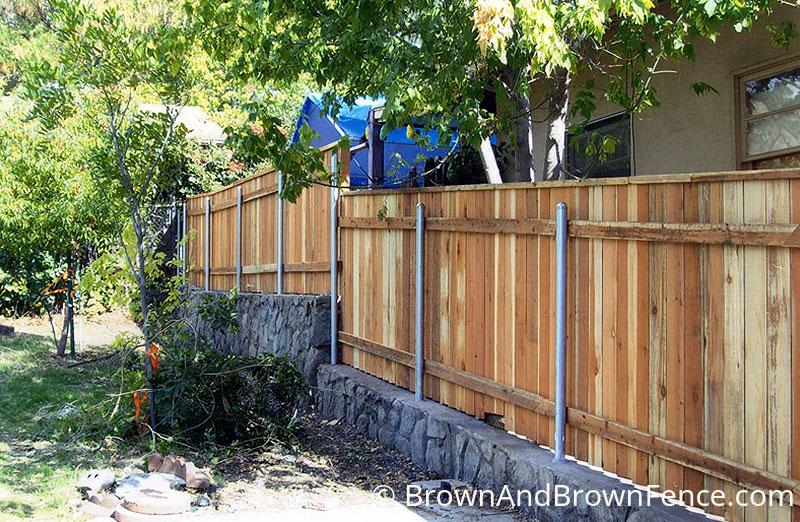 wood fence 07