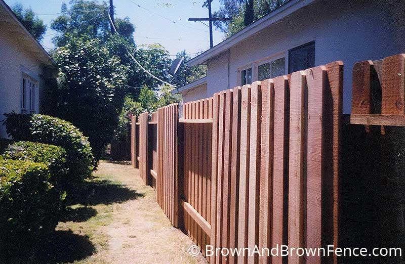 wood fence 19