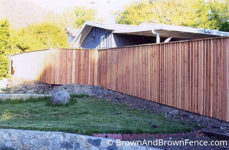 wood fence 20