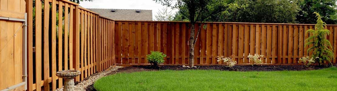 wood fence contractor los angeles
