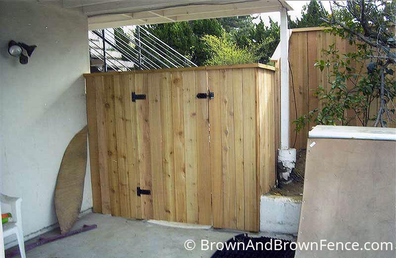 wood gate 06
