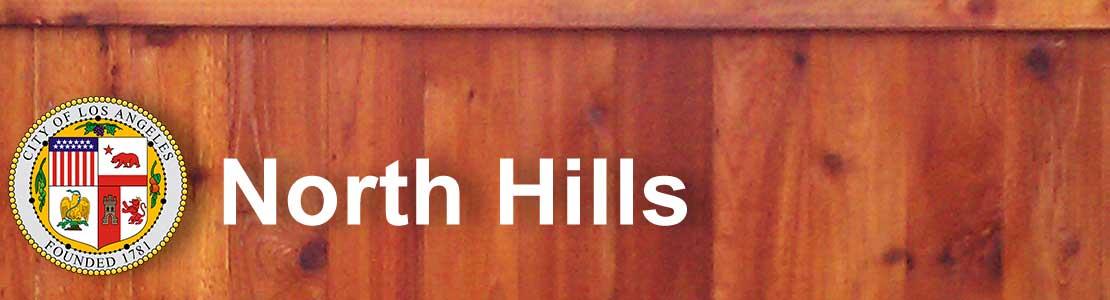 North Hills CA fence contractor