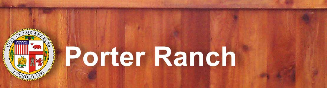 Porter ranch fence cost fence pricing examples for How much does it cost to build a ranch house