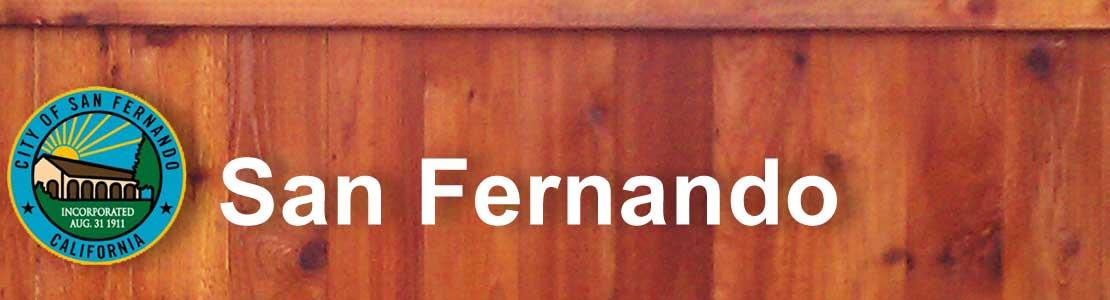 San Fernando CA fence contractor