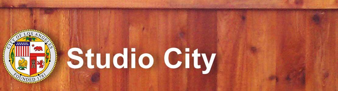 Studio City CA fence contractor